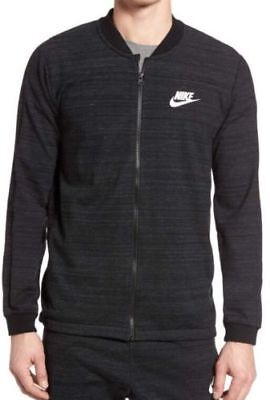 New Nike Advance 15 Knit Men's Jacket BlackHeather 837008 010   eBay