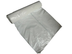1000 Müllbeutel 30 L Liter HDPE Weiß STARK Abfallbeutel Müllsäcke Mülltüten