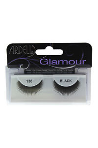 0aae3f6ef47 4 Pairs Ardell Fashion Lashes 138 Black for sale online | eBay