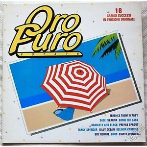 BELINDA CARLISLE SPAGNA SADE N.O.I.A. TRACY SPENCER BROS CHERRY - LP VINYL 1988 - Italia - BELINDA CARLISLE SPAGNA SADE N.O.I.A. TRACY SPENCER BROS CHERRY - LP VINYL 1988 - Italia