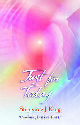 Just for Today by King, Stephanie J., Good Book (Paperback) Fast & FREE Delivery