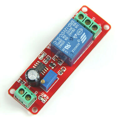 High Quality DC 12V Delay Timer Switch Adjustable Module 0 to 10 Second