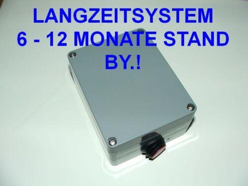 Alarmanlage GB-Uni 2 GSM Alarm Modul IP65 Wasserdicht System Alarmhandy