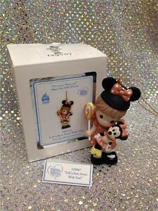 PRECIOUS MOMENTS ORNAMENT DISNEY PARKS LIFES SURE SWEET WITH YOU MICKEY EARS
