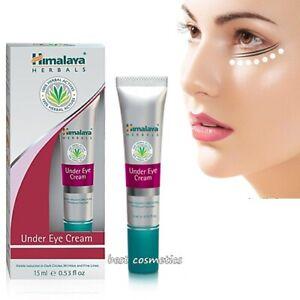 Himalaya Herbals Under Eye Cream Reduces Dark Circles Wrinkles Fine Lines 15ml Ebay