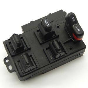 New power window master control switch for 1990 1997 honda for 1994 honda accord power window switch