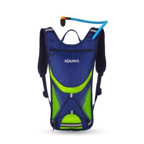 Brisk 2L Widepac or Brisk 3L Widepac SOURCE Hydration Pack