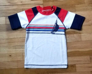 120 Red Sun 7 Rash Sailboat Ready Andersson Hanna Blue 130 Guard Nwt White 8 6 wxq0Bvn