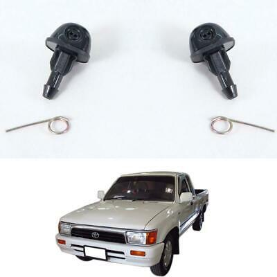TOYOTA HILUX 4RUNNER TACOMA  Windshield washer nozzle jet 1989-95 A PAIR