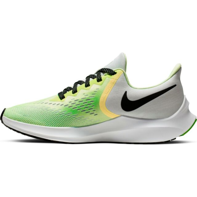 separation shoes e2866 1233f Nike AIR ZOOM WINFLO 6 - WOMENS RUNNING SHOES SNEAKERS - GREEN [AQ8228-005]