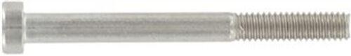 DIN 7984 Zylinderschrauben Innensechskant niedrige Kopf Edelstahl A2 diverse