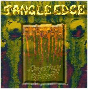 TANGLE-EDGE-Serpentary-Quarters-CD-Norwegian-Psych-Prog-Rock-on-Mellow-Records