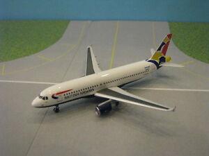 AVIATION-400-BRITISH-AIRWAYS-034-DENMARK-TAIL-034-A320-1-400-SCALE-DIECAST-METAL-MODEL
