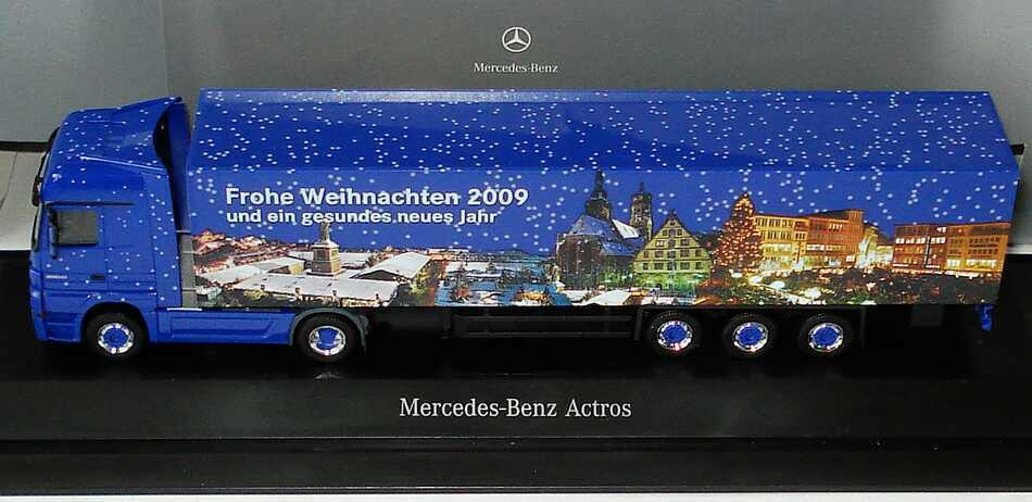 1 87 Mercedes Actros MP3 Merry Christmas 2009 - PC