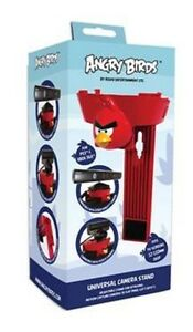 Angry-Birds-Universal-Camera-Clip-Stand-Wall-Mount-PS-Eye-Motion-Xbox-360-Kinect