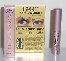 Too Faced Better Than Sex Mascara - 0.17oz [OVER 1/2 FULL SIZE] / BRAND NEW BOX
