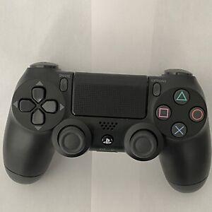 New SONY Dualshock PlayStation 4 PS4 Wireless Controller -Jet Black - 2nd Gen.