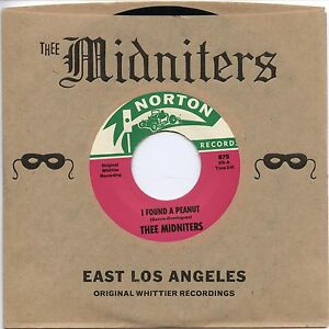 THEE-MIDNITERS-Found-a-Peanut-Love-Special-Delivery-7-034-Chicano-Whittier-Norton