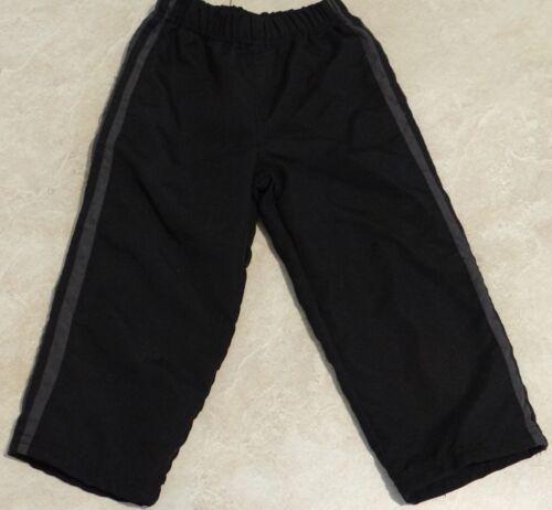 Boys Infant /& Toddler Polyester Pull-On Elastic Waist Pants w//Mesh Lining