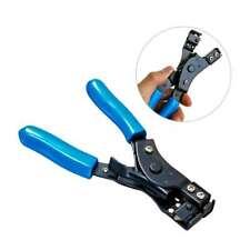 Cable Tie Fasten Gun Pliers Crimper Tensioner Cutter Tools