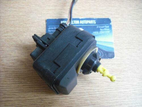 ALFA ROMEO 166 LUSSO T SPARK Faro Proiettore regolato Livellamento Motore