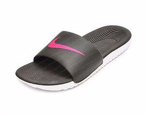 eee308ef708802 Image is loading NIKE-Women-039-s-Kawa-Slide-Sandals-Sz-