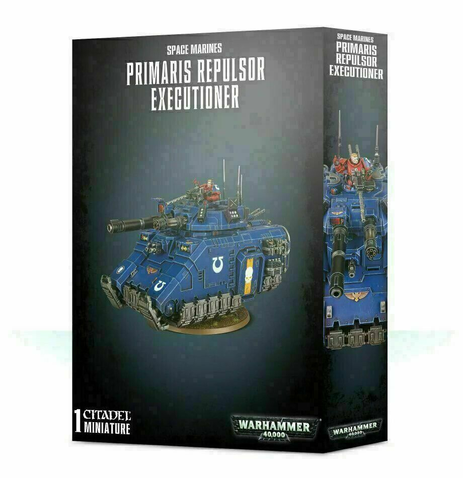 giocos lavoronegozio -  Warhammer 40K - spazio Marines Primaris Repulsor Executioner NIB  vendita economica