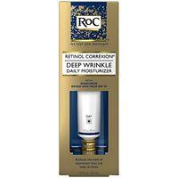 3 Pack Roc Deep Wrinkle Daily Moisturizer Retinol Correxion Spf30 1.0 Oz Each on sale