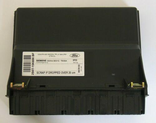 Ford fiesta mk6 2S6T-15K600-BF módulo de control de Caja de Fusible de gema
