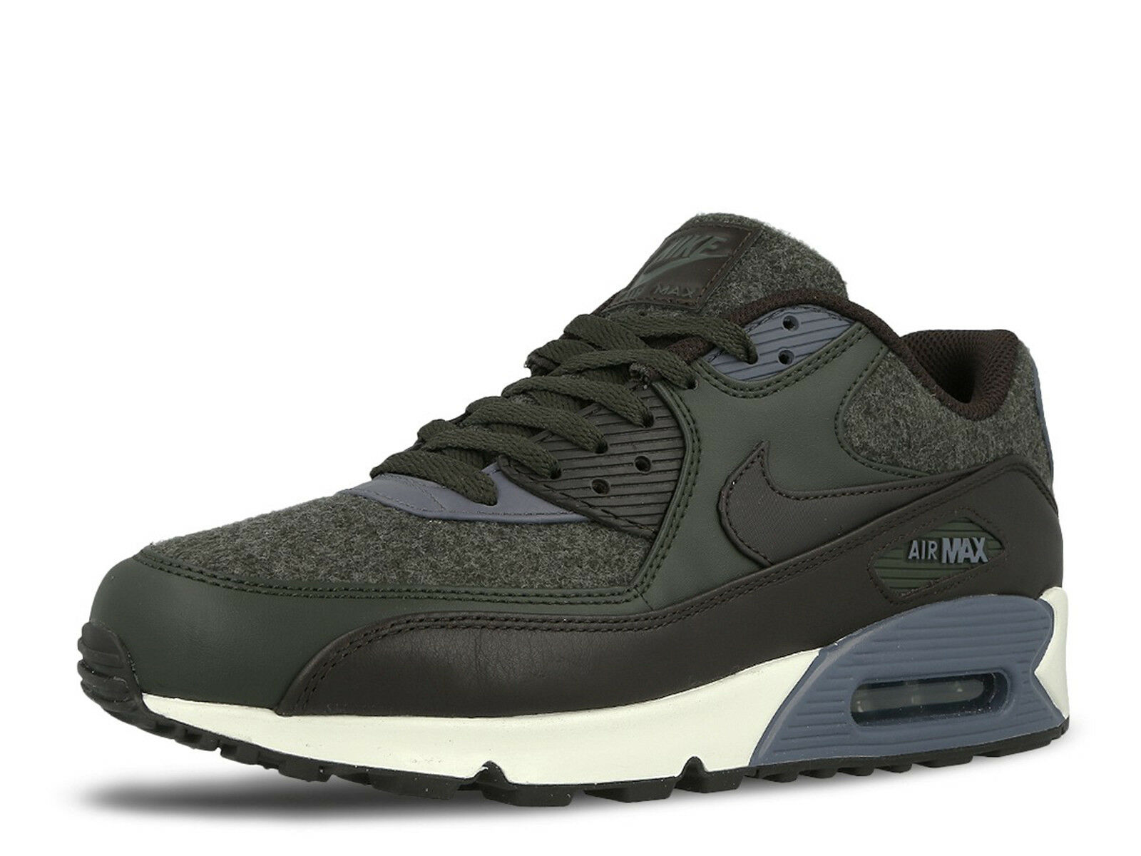 Brand New Nike Men's Air Max 90 premium Men's Nike Athletic Fashion Sneakers [700155 300] 3ed6e4