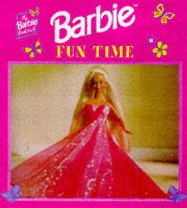 Barbie Pocket Puzzle Time My Barbie Bookshelf Very Good Book