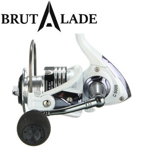 Spinning-Fishing-Reel-Size-1000-Superior-Quality-amp-Value-Brutalade-Reels