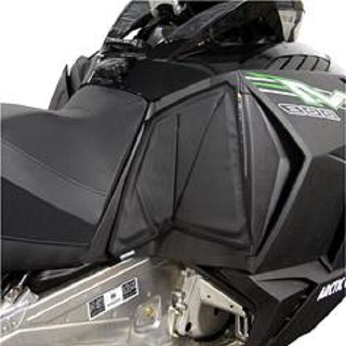 SKINZ SNOWMOBILE CONSOLE KNEE PADS ARCTIC CAT F 1100 LXR SNO PRO LIMITED 2012-13