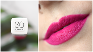 Details About Brand New Maybelline Superstay Matte Ink Liquid Lip Lipstick In 30 Romantic