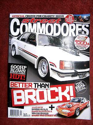 STREET  COMMODORES  MAGAZINE  # 178