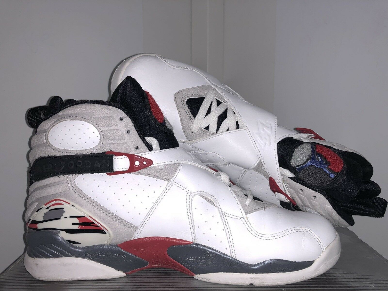 03' Nike Air Jordan 8 Retro VIII Alternate OG DB Mcfly CDP DMP XI BRED BIN OVO
