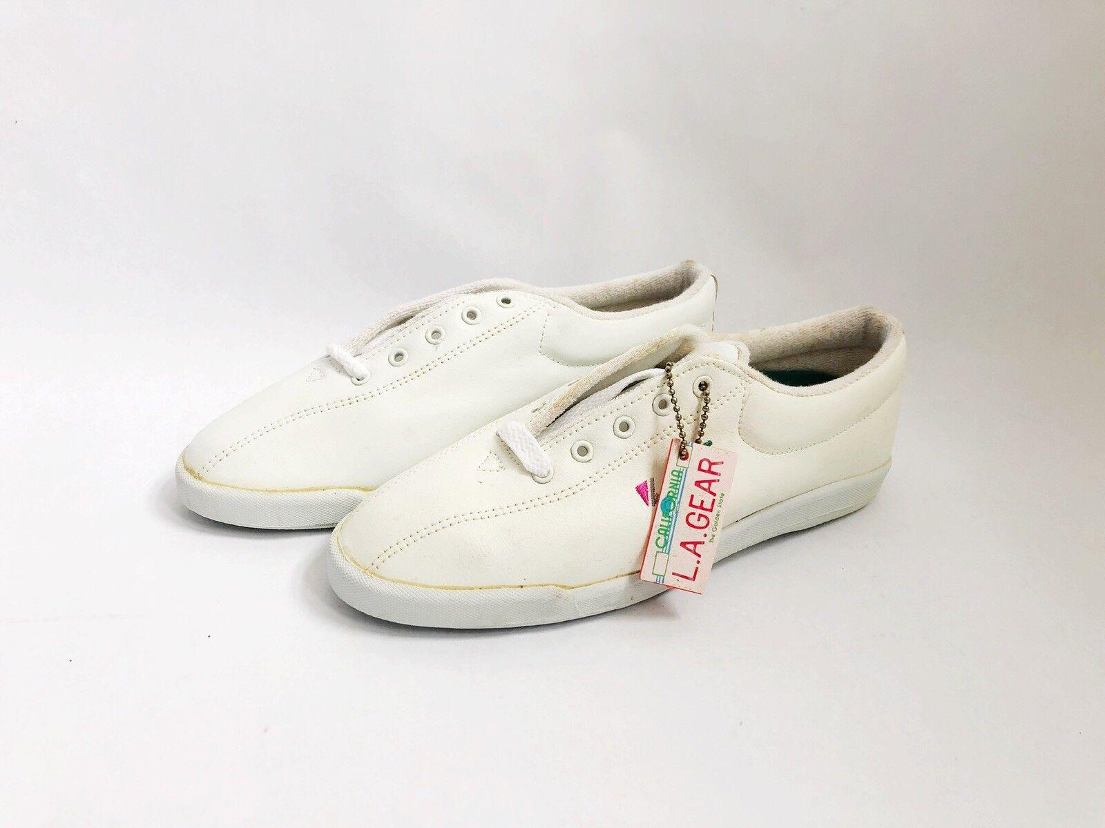 Vintage LA Gear Workout Walker Sneakers shoes Womens Size Size Size 7 Deadstock NIB 1991 b16e0e