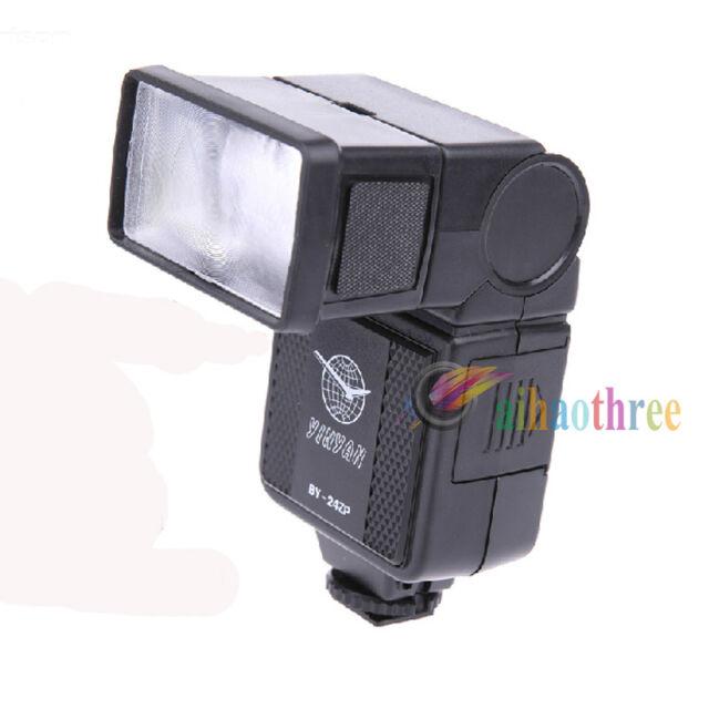 Flash Light For Nikon D3100 D3200 D3300 D5000 D5100 D5200 D5300 DSLR Camera