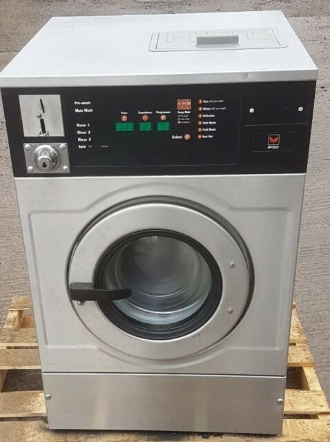 IPSO 35X Commercial Washing Machine