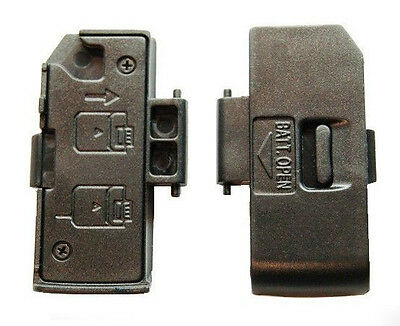 New Battery Cover Lid Door Cap Replacement for Canon 450D 500D 1000D SLR Camera