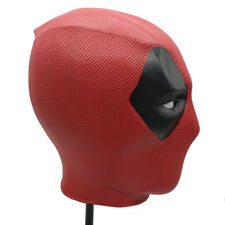 2018 Movie Superhero Deadpool 2 PVC Mask Full Head Helmet Halloween Cosplay Prop