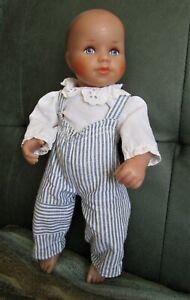 Käthe Kruse Puppe, Baby mein, 38 cm groß, bespielt | eBay