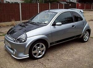 Image Is Loading Decal Sticker Stripes Kit For Ford Ka