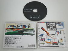 VARIOUS/THE WORLD OF DRUMS AND PERCUSSION(CMP RECORDS CMP CD 5004) CD ALBUM