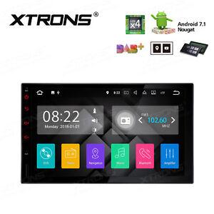 XTRONS-Android-7-1-Double-DIN-7-034-Car-Stereo-GPS-Sat-Nav-DAB-OBD2-WiFi-4G-Radio