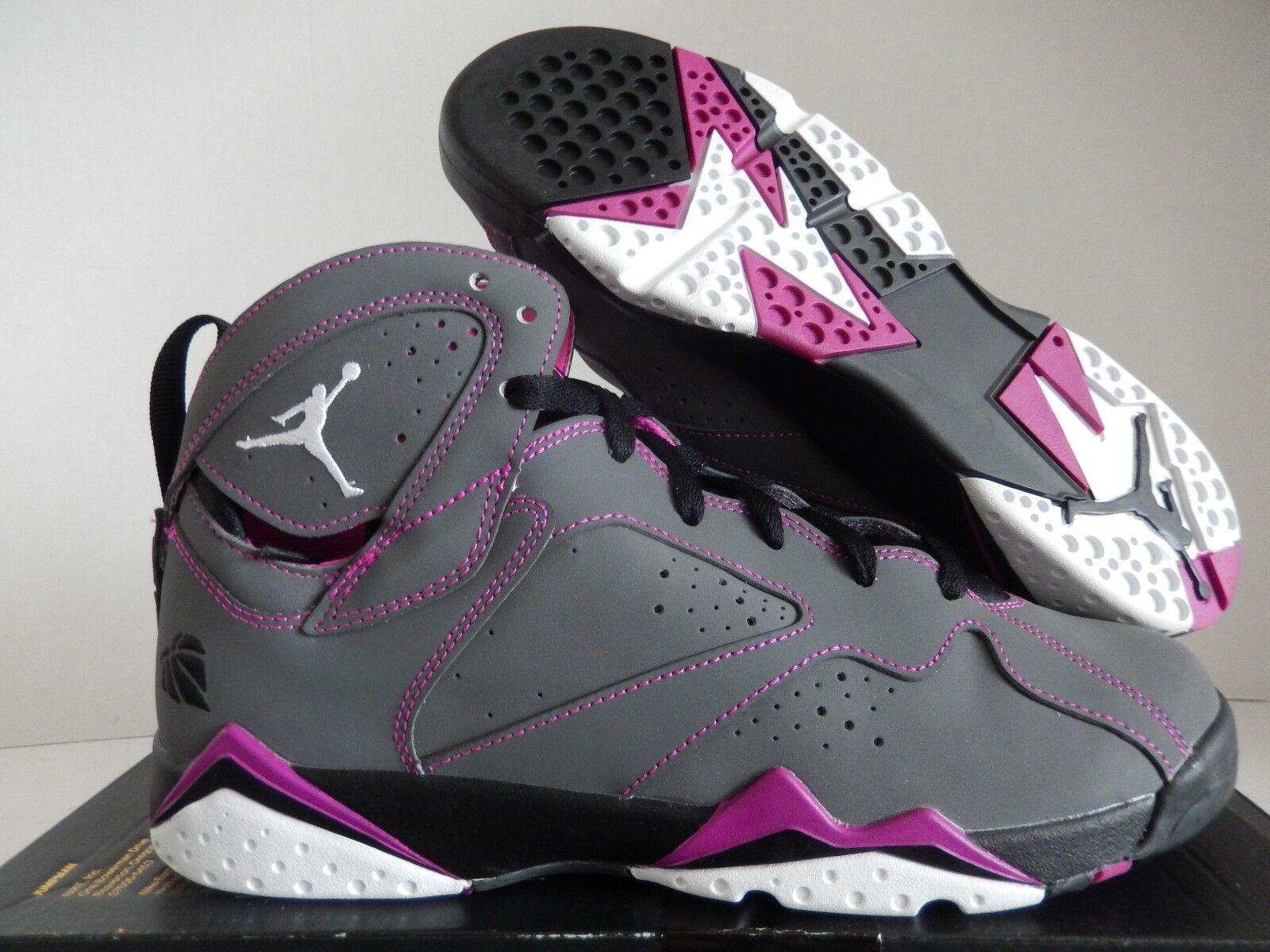 Nike air jordan 7 7 jordan '30 gg grey-white-pink sz 9y-mens sz - 9 f570f8