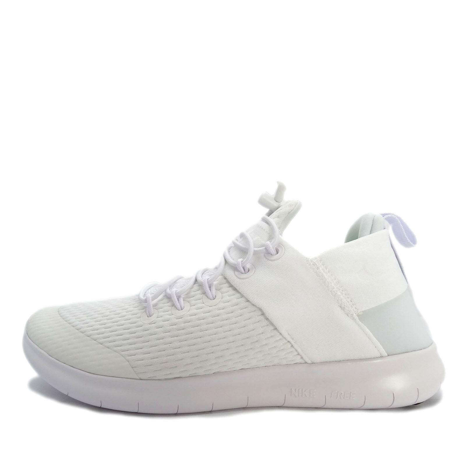 Nike WMNS Free RN CMTR 2018 Price reduction Women Running Shoes Triple White/White