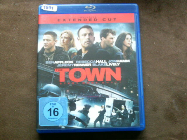 WB  Blu-Ray THE TOWN (2011)