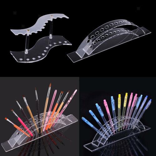 2 x S-Form Bleistiftständer für Lieblingsstifte Bleistifte,
