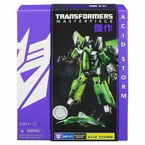 Transformers Masterpiece Acid Storm Sdcc 2013 Figure Nouveau scellé 653569879237